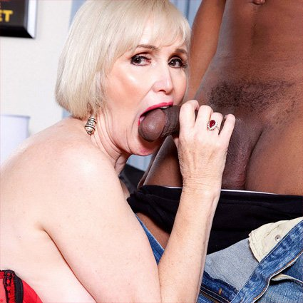 Mature over 50 swallows cum Part 2 4