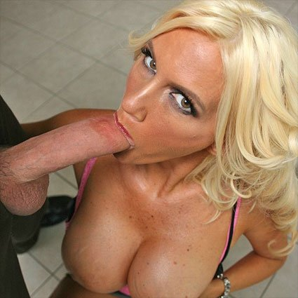 Busty blonde mom rhyse richards pickedup and fucked 5