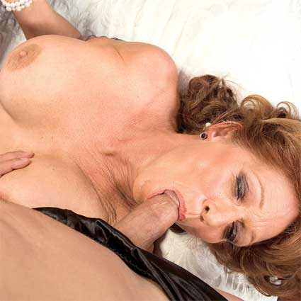 Hot MILF Sheri Fox Sucks One and Gets Anal From Another